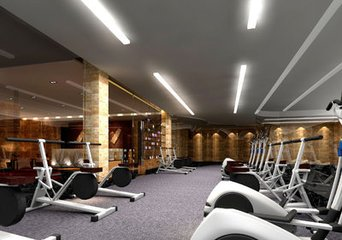 香氛 - 休闲健身房